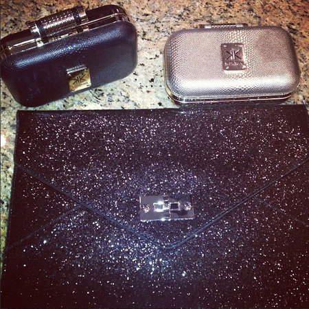 BAG LOVE: Kardashian Kollection party clutches