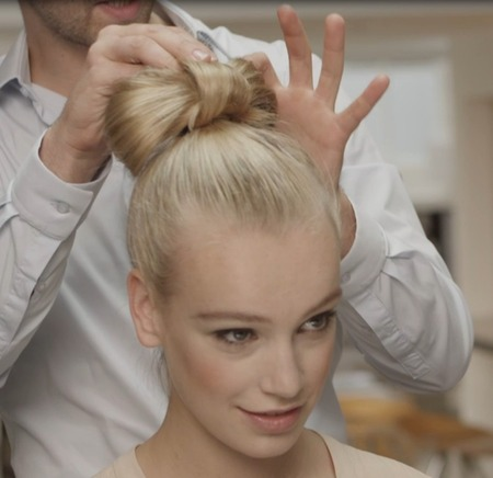 John Frieda hair bow picture 2