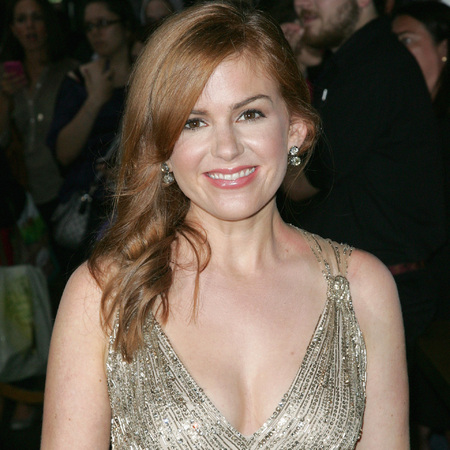 Isla Fisher at Bachelorette New York Premiere