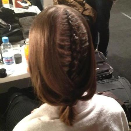 TONI&GUY backstage hair
