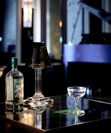 sipsmith gin palace night at the langham hotel, london