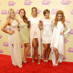 The Saturdays score fastest selling #1