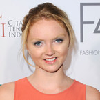 Is Lily Cole the most intelligent model ever?