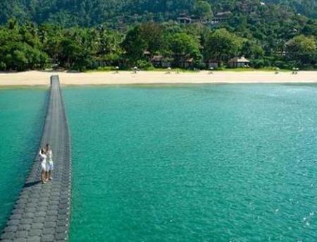 Thailand Winter Sun