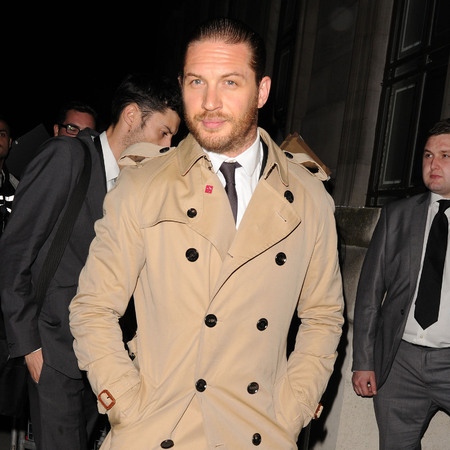 Tom Hardy - Batman premiere