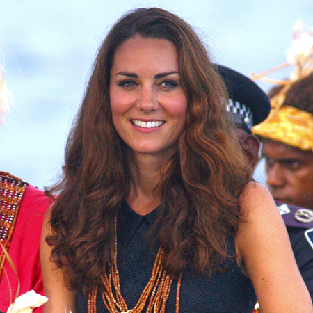 Kate Middleton Jubilee Tour