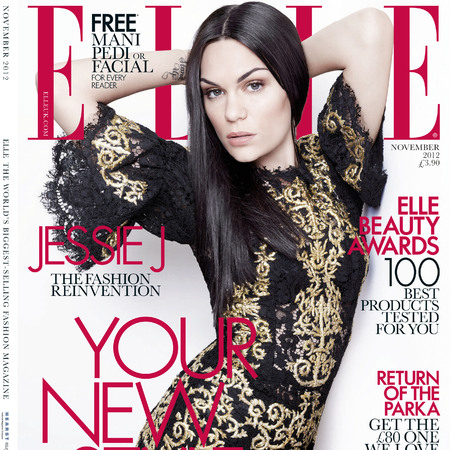 Jessie J Elle UK November 2012
