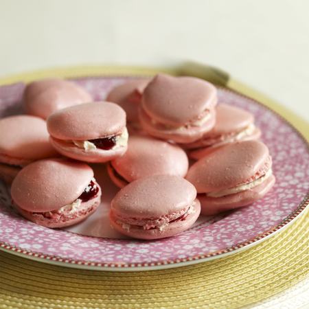 Mary Berry's macaroons