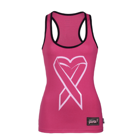 Party in Pink Zumba Vest Top