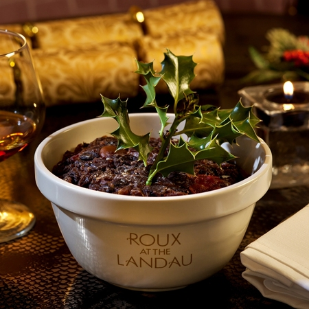 Roux at the langham christmas pudding recipe