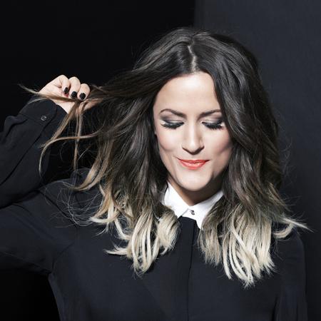 Caroline Flack face of Regis Salons