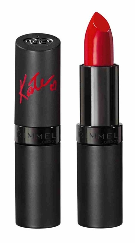 Kate Moss for Rimmel London Lasting Finish Lipstick in #001