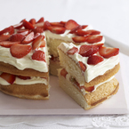 Mary Berry's Wimbledon Cake