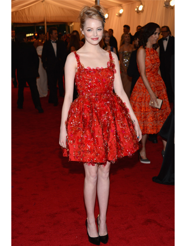 Met Ball 2012: red carpet style