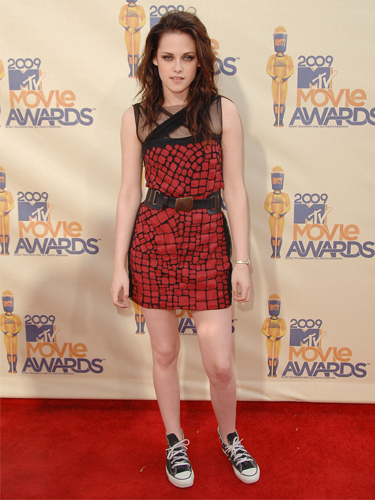 Kristen Stewart at MTV Movie Awards, 2009