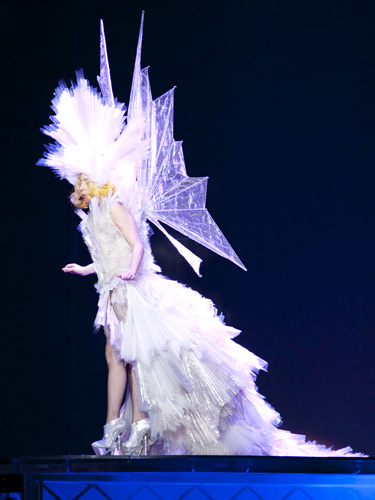 The Monster Ball Tour May 2010