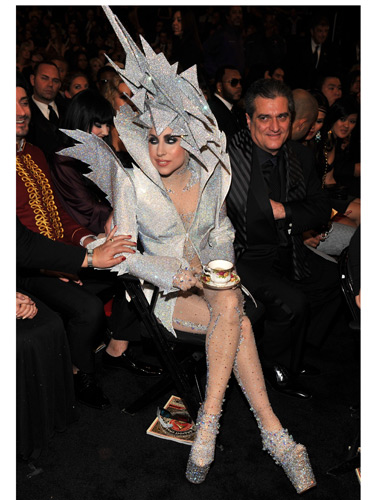 Audience of Grammy Awards, January 2010