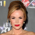 Amanda Holden channels old Hollywood glamour