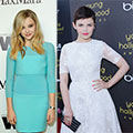 This week's best dressed with Chloe Moretz & Ginnifer Goodwin