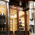 Burberry opens high-tech flagship store in London