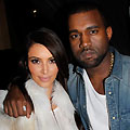 Kanye West 'fell in love' with Kim Kardashian