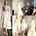 London Fashion Week: Emilia Wickstead Spring/Summer 2013