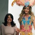 Issa Spring/Summer 2012 catwalk show