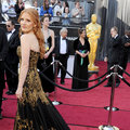 The best and worst dressed at the Oscars 2012