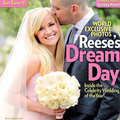 Reese Witherspoon marries in pink
