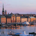 Romantic breaks: Stockholm