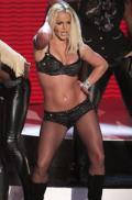 Britney's body double ad