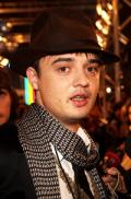 Pete Doherty in love again