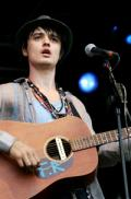 Pete Doherty helping Sting's daughter