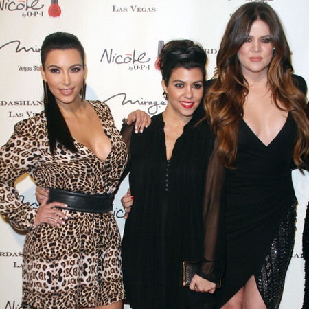 Hairspiration: The Kardashian Sisters