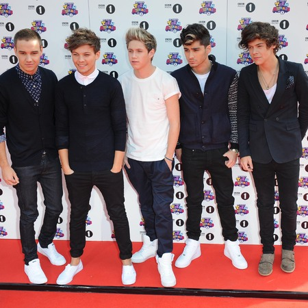 One Direction at BBC Radio 1 Teen Awards