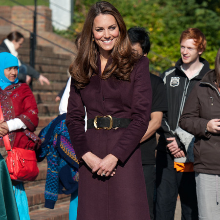 Kate Middleton Newcastle visit October 2012