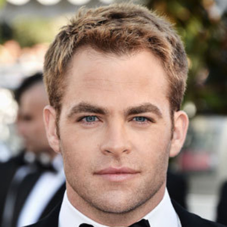 Chris Pine Haircut Chr...