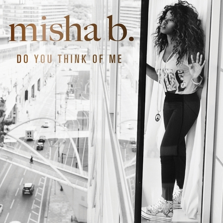 Misha B Single cover
