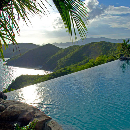 Peter Island Resort & Spa in the British Virgin Islands