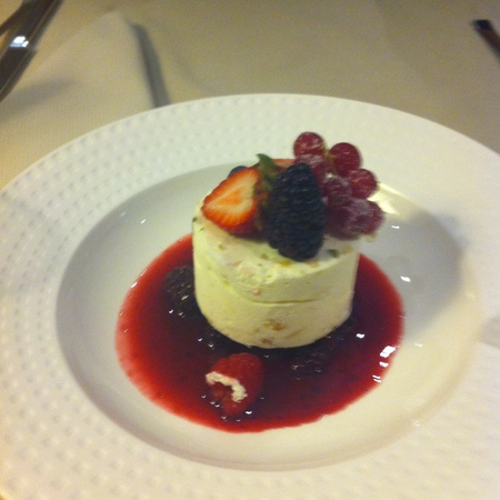 La Cristallerie dessert