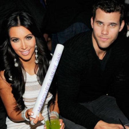Kim Kardashian Kris Humphries divorcing