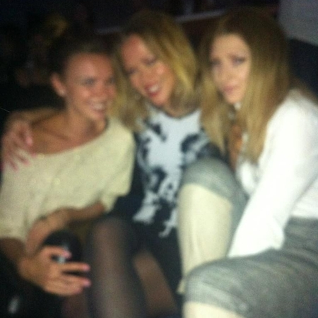 Nadine Coyle, Kimberley Walsh and Nicola Roberts