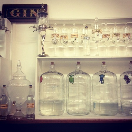 Ginstitute making your own gin