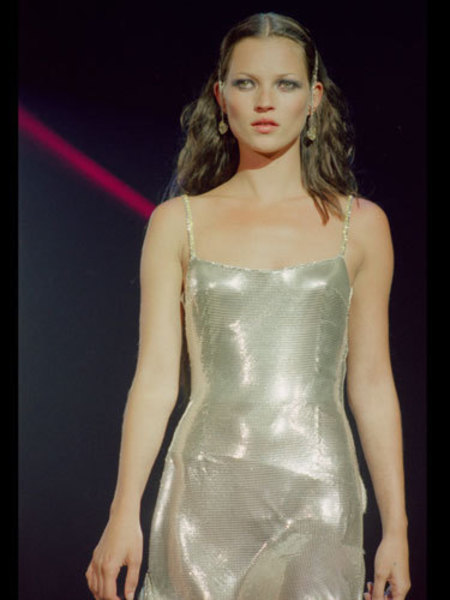 BEST KATE MOSS MOMENTS: Catwalk Queen