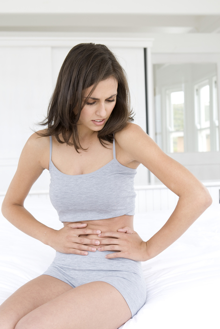 Stomach pain IBS