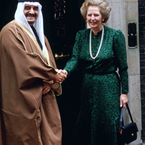 The importance of Margaret Thatcher's handbag