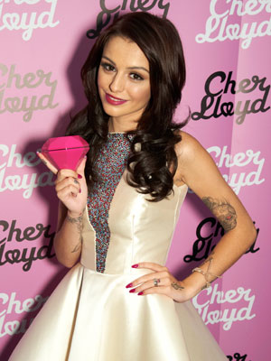 AW12: Cher Lloyd tackles our Trend-Off