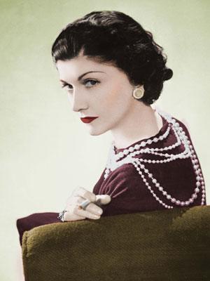 Coco Chanel archive