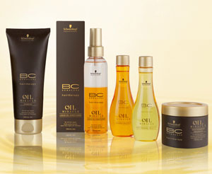 NEW! Schwarzkopf Professional BC Oil Miracle Range