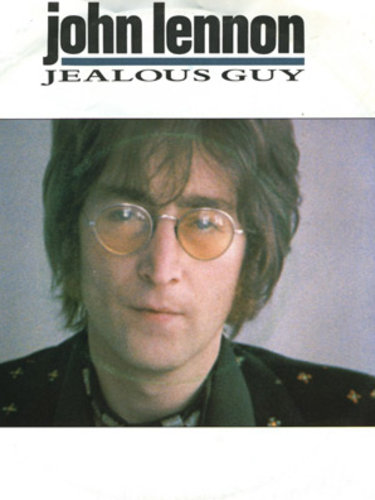 Jealous guy guitar chords
